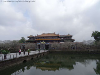 Königspalast in Hue