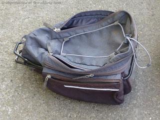 Vaude Offroad bag 10+2