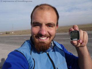 10000 Kilometer!