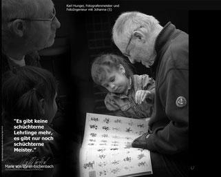 ...bester Opa, Vater, Fotografenmeister der Welt.