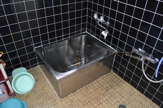 旧お風呂場