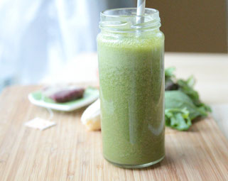 Energizing Green Tea Smoothie