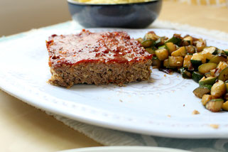 Easy Weeknight Meatloaf