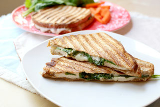 Quick Italian Chicken Panini