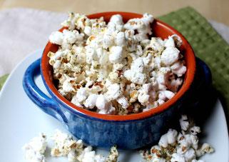Sour Cream and Onion Popcorn