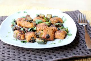 Southwestern Sweet Potato Gnocchi