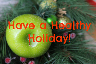 Tips to Be Well During the Holiday Season Part 1