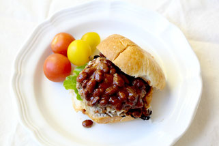 Healthy Mini Chili Cheeseburgers