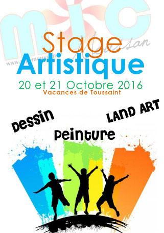 Stage artistique
