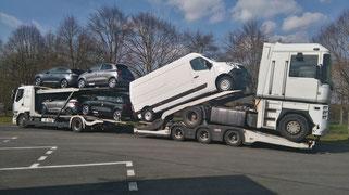 CTV transport vehiculeS utilitaire