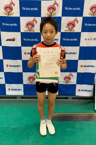 【公式競技】ユース1男子シングル部門・準優勝=西村泰輝
