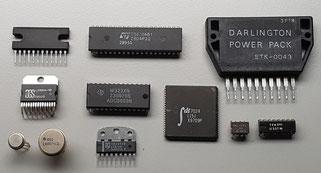 IC processor geheugen