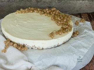 Ein Sommertraum - frische Sahne-Quark Torte