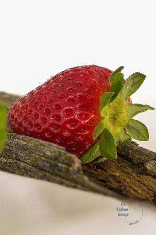 Foodfotografie Erdbeere