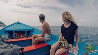 Boot Thailand Fabienne