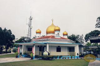 Moschee auf dem Penang Hill