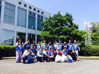 三島南高校は伊豆箱根鉄道と連携しています