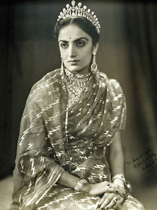 MEHTAB  MOHINDER KAUR  1922+2017 épousée par amour en 1938. Mère de S.A Captain AMARINDER SINGH