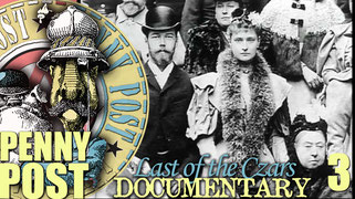 LAST OF THE CZARS. 1996 three-part documentary chronicling the final days of the Russian Czars. 1. Nicky and Alex 2. Shadow of Rasputin 3. Death of the dynasty