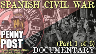 Spanish Civil War. Documentary from AnarchoFLIX anarchist movie archive