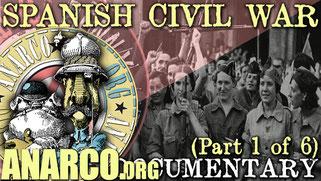 Spanish Civil War. Documentary from AnarchoFLIX anarchist movie archive
