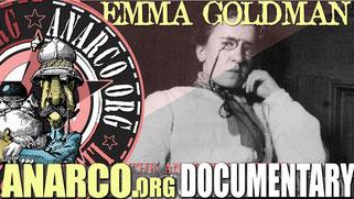 Emma Goldman Anarcho-feminist Documentary from AnarchoFLIX film archive