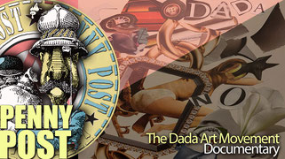 Dada Art Movement - Documentary from AnarchoFLIX film archive