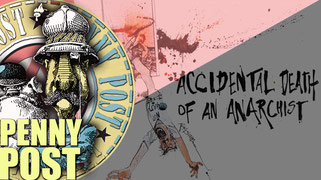 Accidental Death of an Anarchist - Documentary from AnarchoFLIX film archive