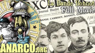 (en français) LA BANDE BONNOT Film about notorious French criminal gang.