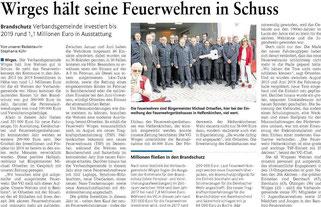 Westerwälder Zeitung, Ausgabe vom 22.07.2016