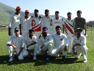 Milan Cricket Club (Zuoz 2017)