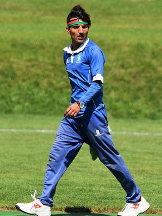 Noorkhan Ahmadi (Zurich Crickets CC)