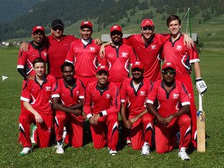Winterthur Cricket Club (Zuoz 2017)