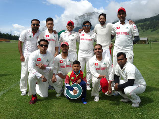 Geneva XI Stars Cricket Club (Zuoz 2017)