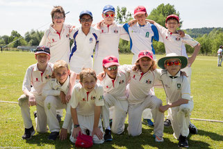 Cricket Switzerland Swiss A U13s