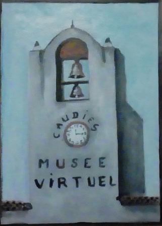 LOGO MUSÉE VIRTUEL