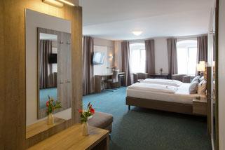 Doppelzimmer Hotel Gasthof zur Post Riedenburg