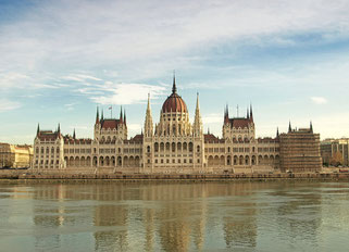 Esztergom Basilica ungarn donau Flusskreuzfahrt-Vergleich.de Donaukreuzfahrt Donaureise 2021