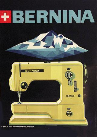 Bernina 1960 circa