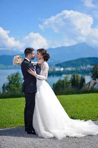 svadba Švajcarska