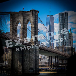 Brooklyn Bridge New York City / Markus Spenger