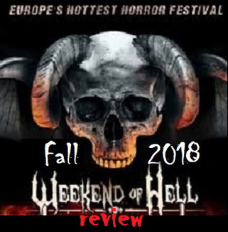 Weekend of Hell fall 2018 review