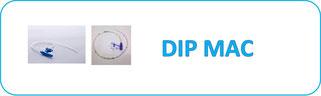 DIP MAC,sonda,alimentación,succión,puntillas nasales,medica besser