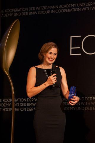 Melanie Wagner, ECKART 2015 für Lebenskultur ©BMW Group