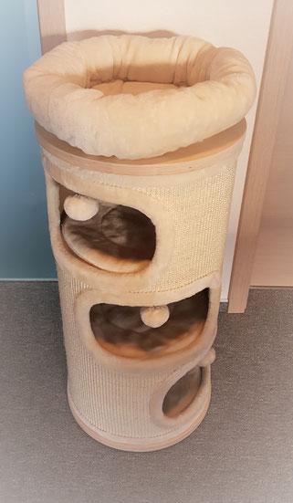Kratztonne Katzen