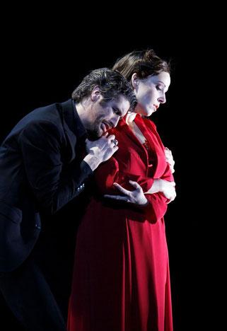 Veronika Haller (Tatjana), Kenneth Mattice (E ugen Onegin)