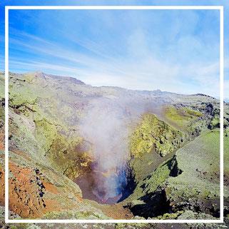 Vulkan Villaherrica