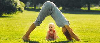 Yoga mit Kindern in Wolfsburg