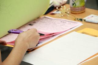 売れる名刺の作り方セミナー講師の模様