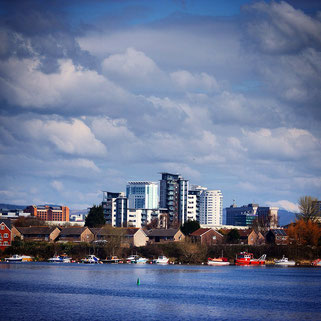 Cardiff Bay, Cardiff, Running Guide, City Guide, Run My City, run to discover, run to explore